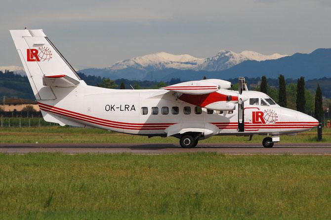 OK-LRA - LR Airlines Let L-410UVP-E Turbolet