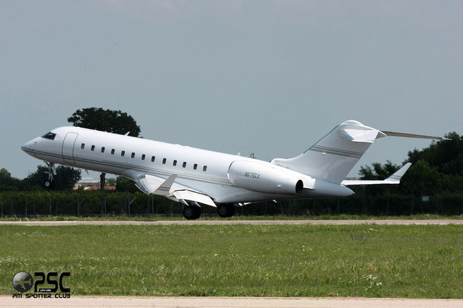 N17GX Global Express 9045 Wing and A Prayer Inc.  Opf Glass Aviation Inc.