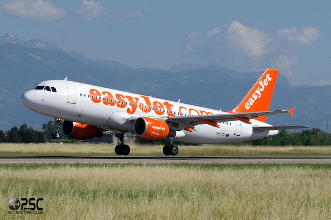 G-EZTL A320-214 4012 EasyJet Airline