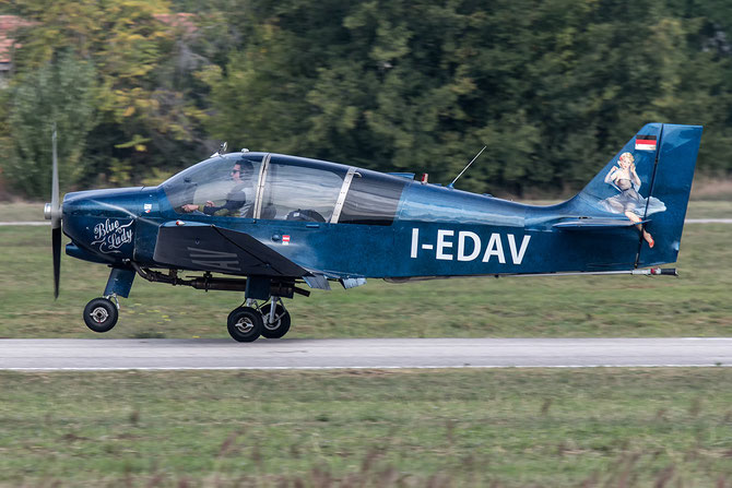 I-EDAV - Robin DR-400 @ Aeroporto Verona Boscomantico © Piti Spotter Club Verona