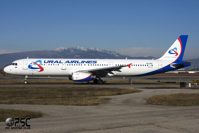 Airbus A321 - MSN 1199 - VQ-BOC  @ Aeroporto di Verona © Piti Spotter Club Verona