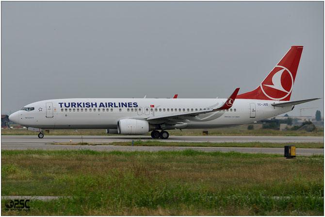 TC-JGD B737-8F2 29788/791 THY Turkish Airlines - Türk Hava Yollari @ Aeroporto di Verona © Piti Spotter Club Verona