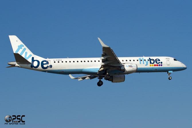 Embraer 190/195 - MSN 84 - G-FBED  @ Aeroporto di Verona © Piti Spotter Club Verona