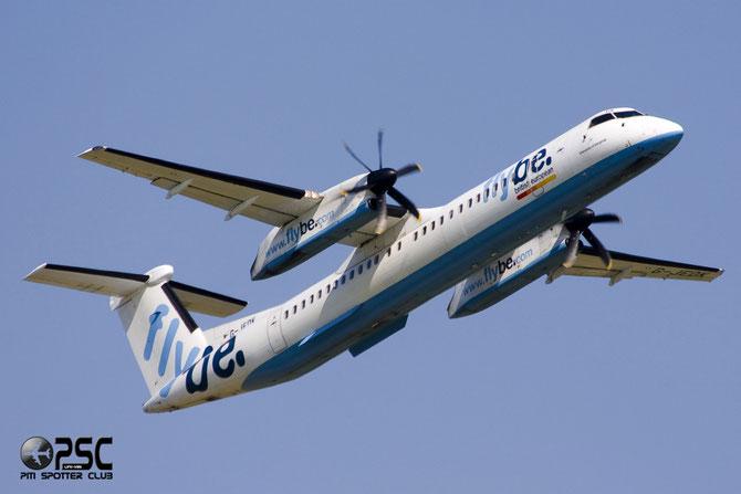 Dash 8 - MSN 4065 - G-JEDK  @ Aeroporto di Verona © Piti Spotter Club Verona