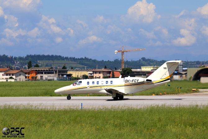 OK-FCY Ce525A 525A-0204 Grossman Jet Service