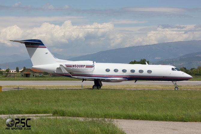 N500RP G450 4057 Penske Jet Inc.