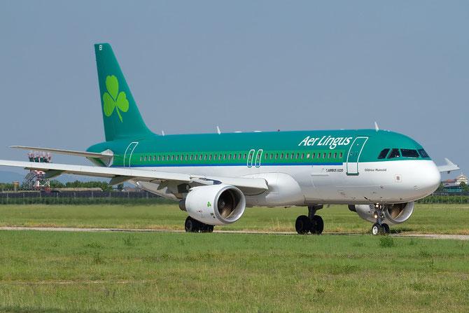 Airbus A320 - MSN 2374 - EI-DEI @ Aeroporto di Verona © Piti Spotter Club Verona