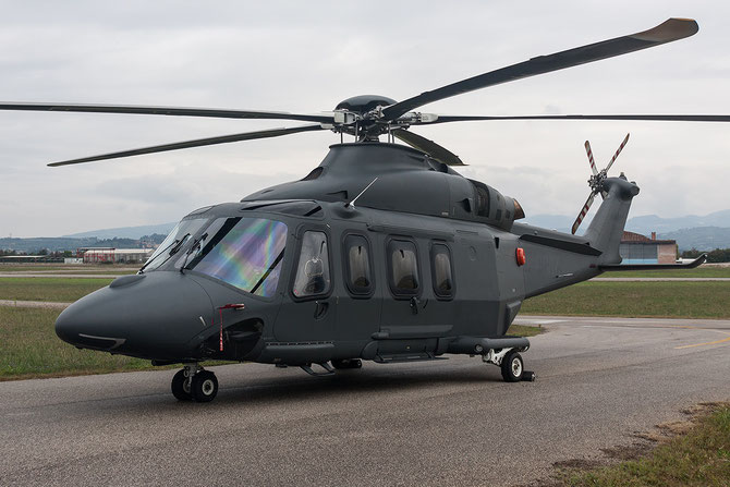 I-DPRA - AgustaWestland AW-139 @ Aeroporto Verona Boscomantico © Piti Spotter Club Verona