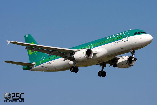 Airbus A320 - MSN 2256 - EI-DEF @ Aeroporto di Verona © Piti Spotter Club Verona