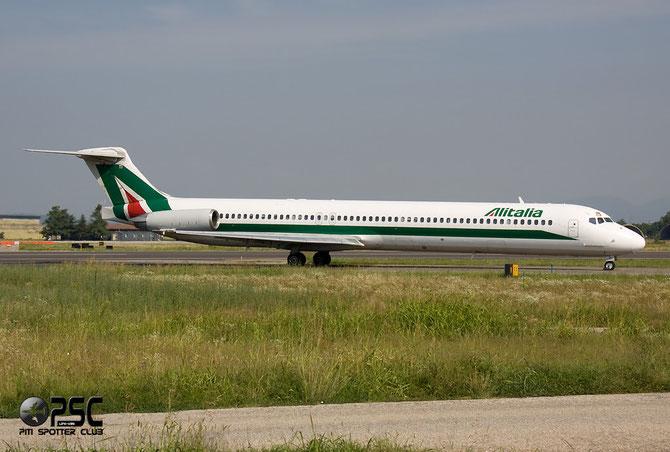 McDonnell Douglas MD-80/90 - MSN 53218 - I-DATI @ Aeroporto di Verona © Piti Spotter Club Verona