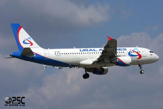 Airbus A320 - MSN 3099 - VP-BIE @ Aeroporto di Verona © Piti Spotter Club Verona