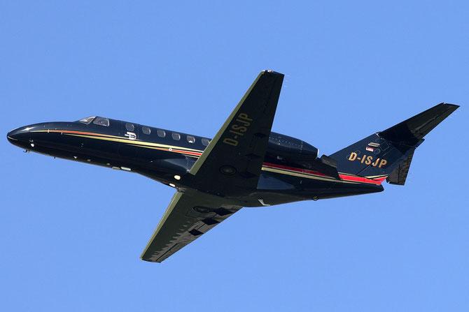 D-ISJP Ce525A 525A-0030 Star Wings Dortmund GmbH @ Aeroporto di Verona © Piti Spotter Club Verona
