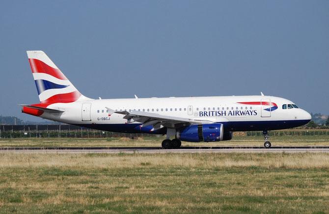 Airbus A319 - MSN 2981 - G-DBCJ @ Aeroporto di Verona © Piti Spotter Club Verona