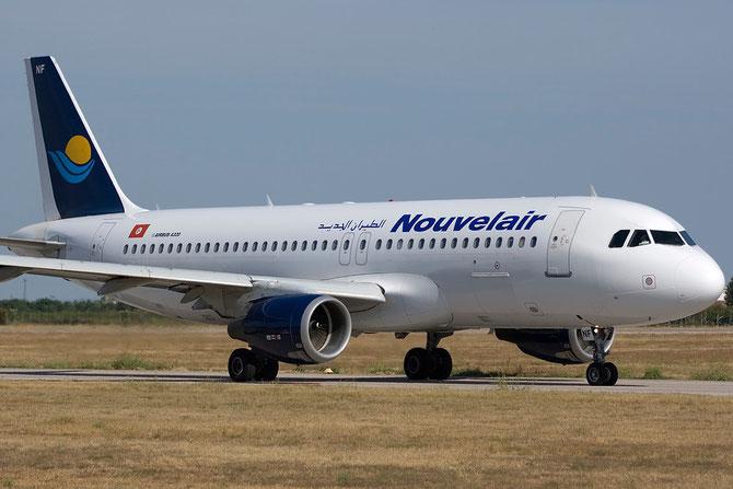 TS-INF A320-212 937 Nouvelair Tunisie