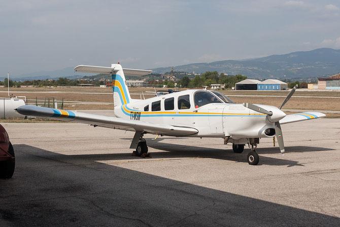 T7-WSM - Piper PA-32 Saratoga @ Aeroporto Verona Boscomantico © Piti Spotter Club Verona