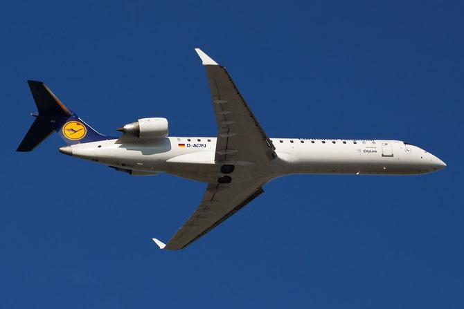 Canadair Regional Jet - MSN 10040 - D-ACPJ  @ Aeroporto di Verona © Piti Spotter Club Verona