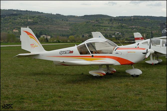 I-8174 - Evektor-Aerotechnik EV-97 Eurostar
