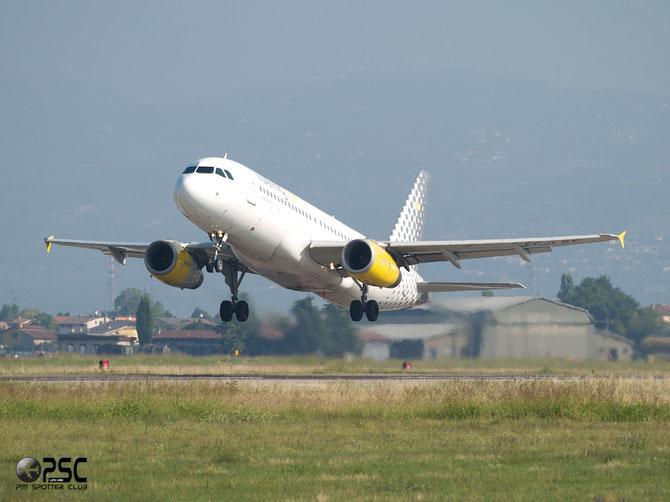 Airbus A320 - MSN 1862 - EC-LRY @ Aeroporto di Verona © Piti Spotter Club Verona