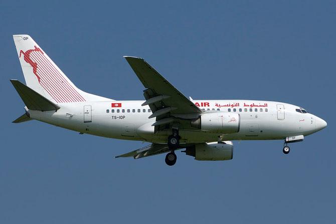 TS-IOP B737-6H3 29500/543 Tunis Air @ Aeroporto di Verona © Piti Spotter Club Verona