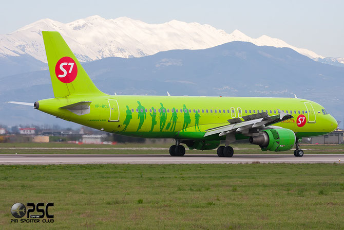 VP-BCS A320-214 3490 S7 Airlines