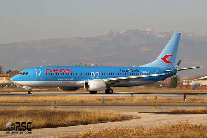 Boeing 737 Next Gen - MSN 29887 - I-NEOU  @ Aeroporto di Verona © Piti Spotter Club Verona
