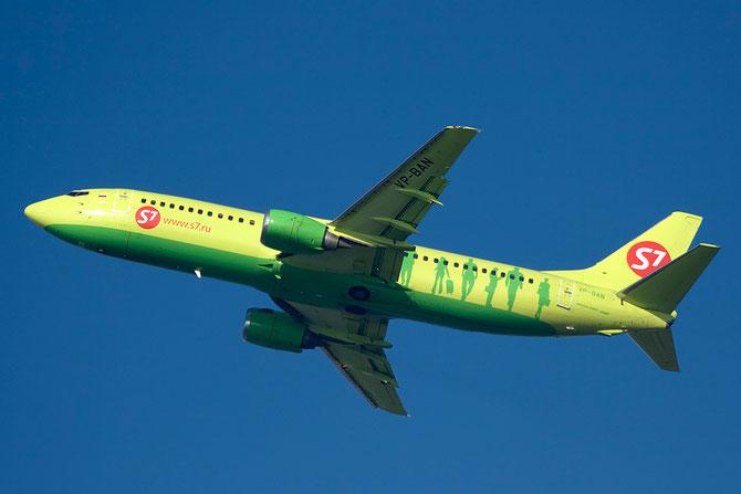 Boeing 737 - MSN 26071 - VP-BAN @ Aeroporto di Verona © Piti Spotter Club Verona