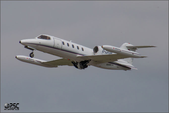 D-CFOR Learjet 35A 35A-614 Air Alliance GmbH