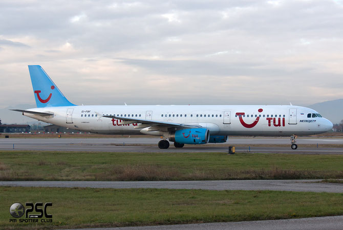 Airbus A321 - MSN 1060 - EI-FBF  @ Aeroporto di Verona © Piti Spotter Club Verona