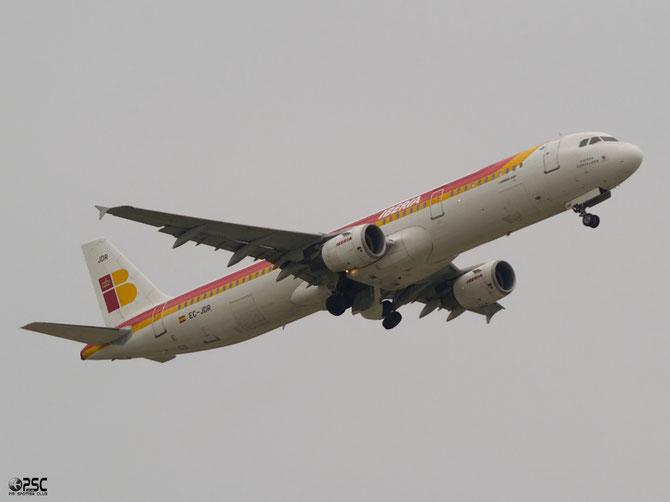 EC-JDR A321-211 2488 Iberia Líneas Aéreas de España