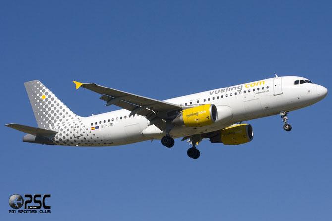 Airbus A320 - MSN 2798 - EC-JTR @ Aeroporto di Verona © Piti Spotter Club Verona