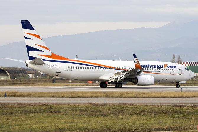 OK-TSH B737-804 28231/538 SmartWings @ Aeroporto di Verona - 2016 © Piti Spotter Club Verona