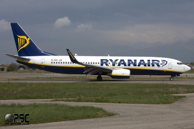 Boeing 737 Next Gen - MSN 38493 - EI-EKH @ Aeroporto di Verona © Piti Spotter Club Verona