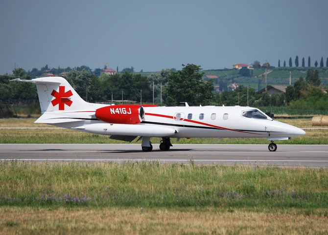 N41GJ Learjet 36A 36A-055 Maritime Sales & Leasing Inc.