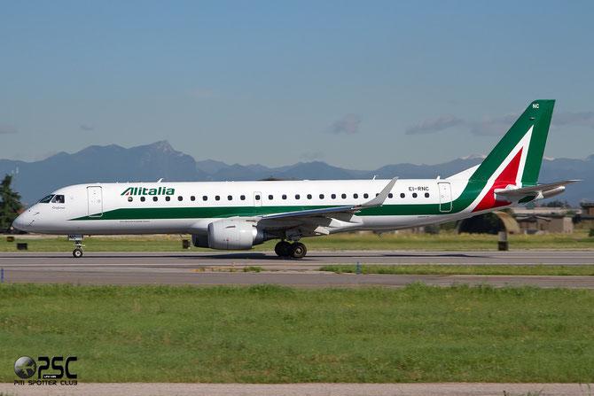 Embraer 190/195 - MSN 503 - EI-RNC @ Aeroporto di Verona © Piti Spotter Club Verona