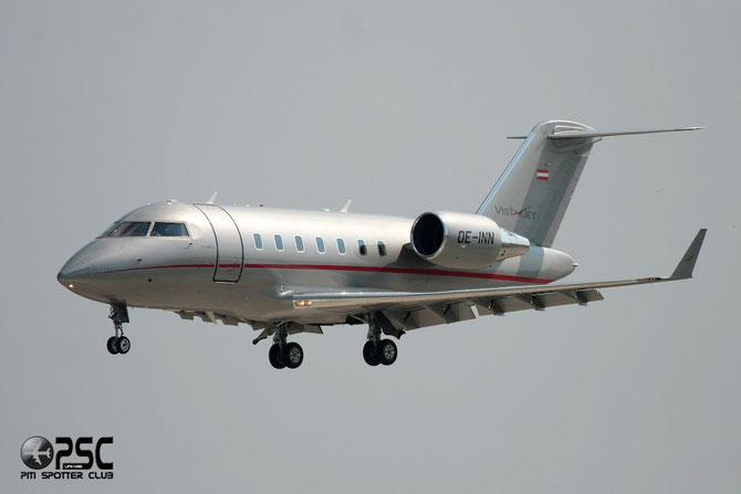 OE-INN CL-605 5743 VistaJet