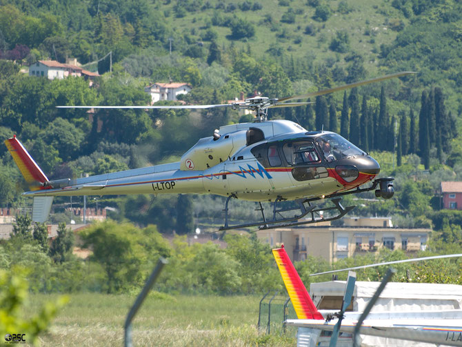 I-LTOP - Protezione Civile Aerospatiale AS-355F-1 Ecureuil 2