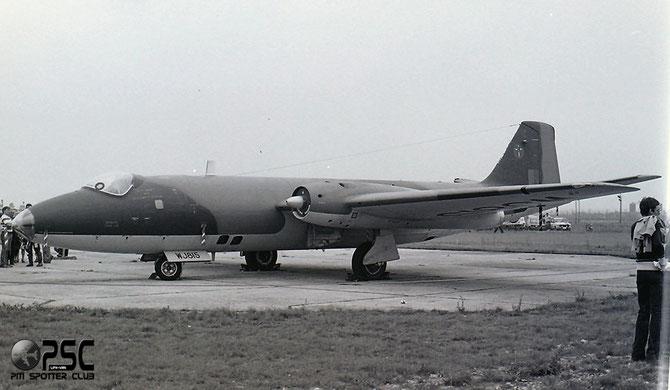 WJ815  Canberra PR7