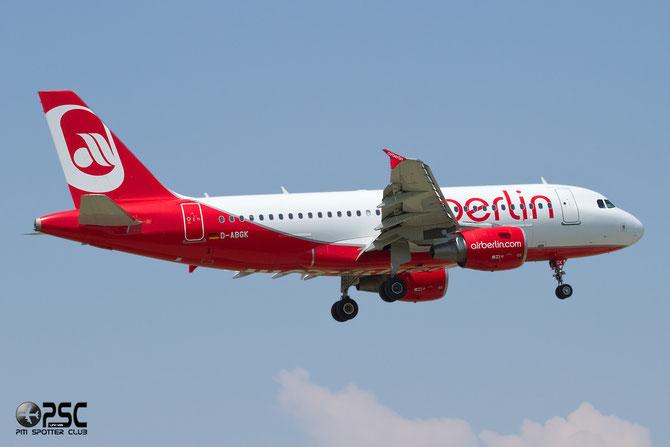 D-ABGK A319-112 3447 Air Berlin