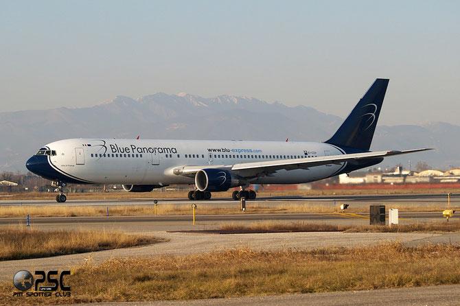Boeing 767 - MSN 29435 - EI-CZH  - Stored 03/2013  @ Aeroporto di Verona © Piti Spotter Club Verona
