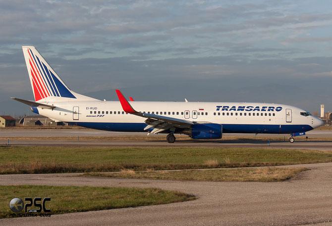 Boeing 737 Next Gen - MSN 30495 - EI-RUD  @ Aeroporto di Verona © Piti Spotter Club Verona