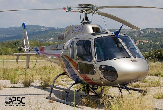 I-PAAP -   LagorAir - Eurocopter AS-350B-3 Ecureuil