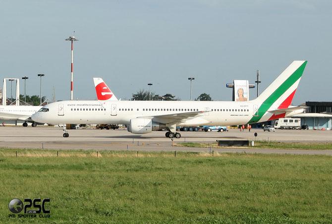 Boeing 757 - MSN 24965 - SU-BPY @ Aeroporto di Verona © Piti Spotter Club Verona
