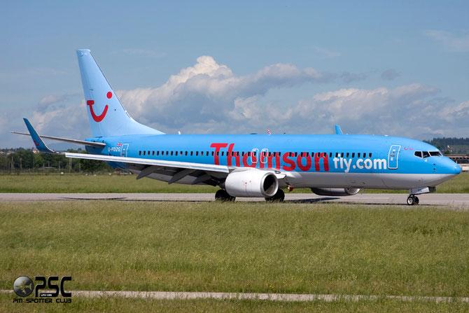 Boeing 737 Next Gen - MSN 35139 - G-FDZG  @ Aeroporto di Verona © Piti Spotter Club Verona