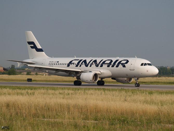 OH-LXC A320-214 1544 Finnair