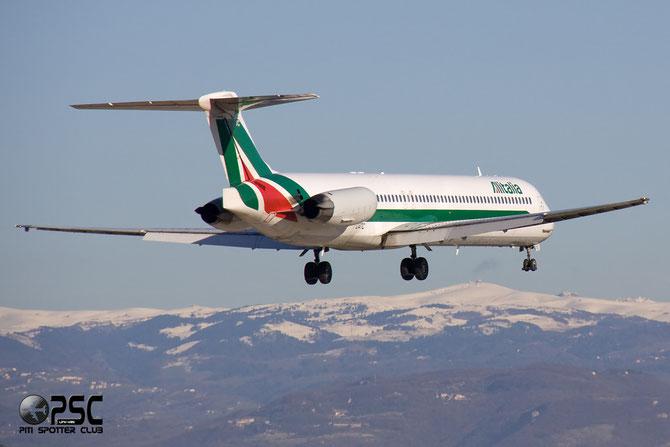 McDonnell Douglas MD-80/90 - MSN 53222 - I-DATC @ Aeroporto di Verona © Piti Spotter Club Verona