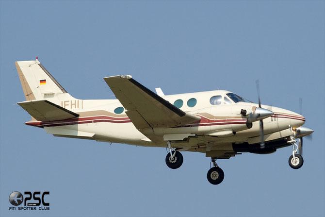 D-IFHI Beech C90 LJ-977 Eifelair Geschäfts- und Charterflug