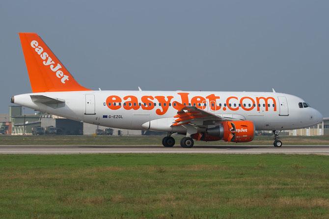 Airbus A319 - MSN 4744 - G-EZGL @ Aeroporto di Verona © Piti Spotter Club Verona