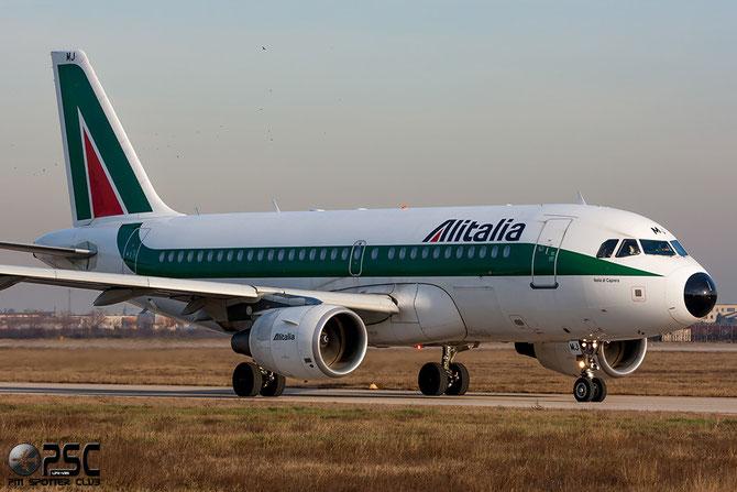I-BIMJ A319-112 1779 Alitalia