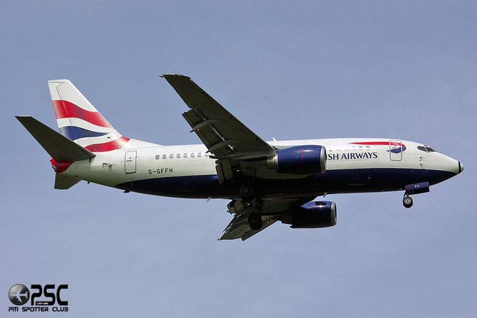 Boeing 737 - MSN 27354 - G-GFFH @ Aeroporto di Verona © Piti Spotter Club Verona