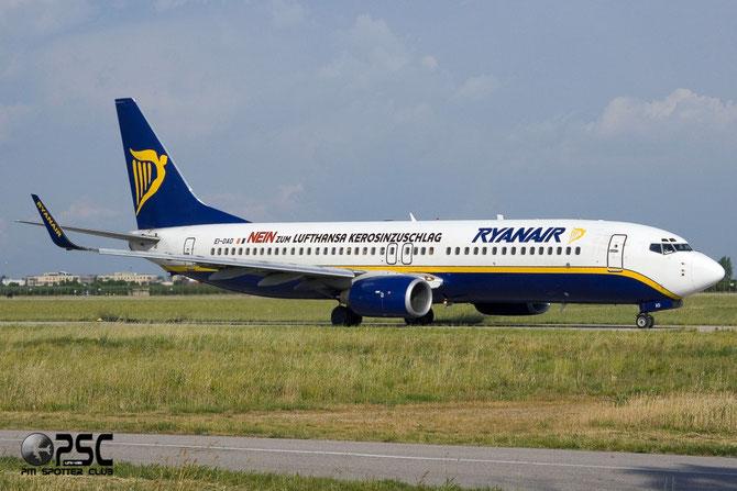Boeing 737 Next Gen - MSN 33544 - EI-DAD @ Aeroporto di Verona © Piti Spotter Club Verona